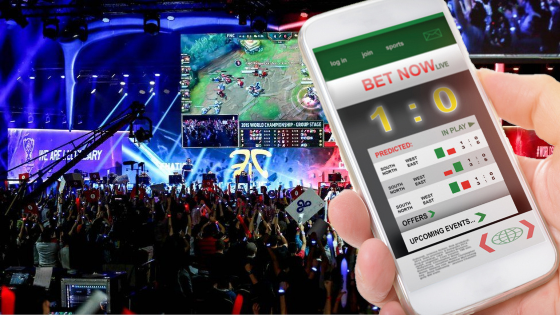 eSports Betting Apps in India